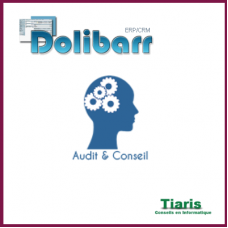Define your e-commerce management project with Dolibarr