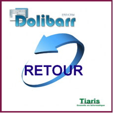 Product return for Dolibarr