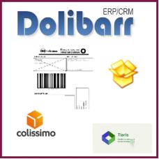 Shippinglabels Colissimo